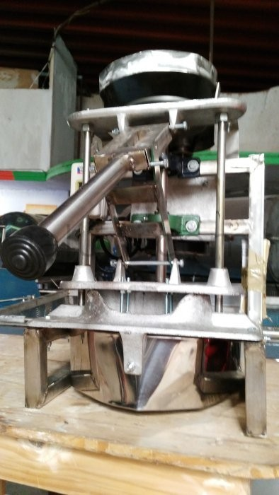 rebanadora de papas 200 kilos por hora