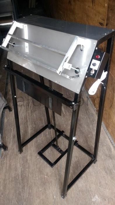 selladora de pedal para bolsa. 1